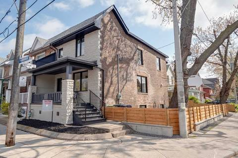 Townhouse for sale at 595 Runnymede Rd Toronto Ontario - MLS: W4456084