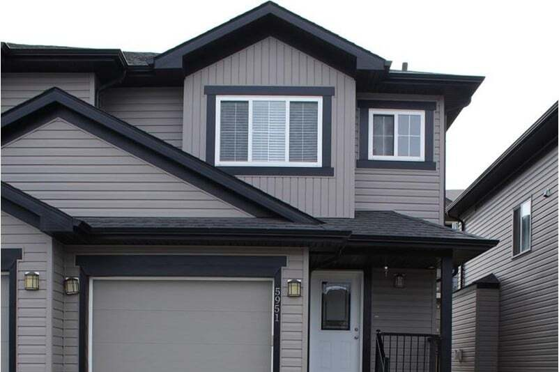 Townhouse for sale at 5951 167c Av NW Edmonton Alberta - MLS: E4203837