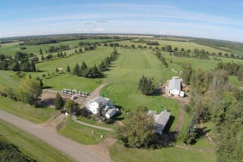 House for sale at 59514 Rge Rd Rural Smoky Lake County Alberta - MLS: E4133173