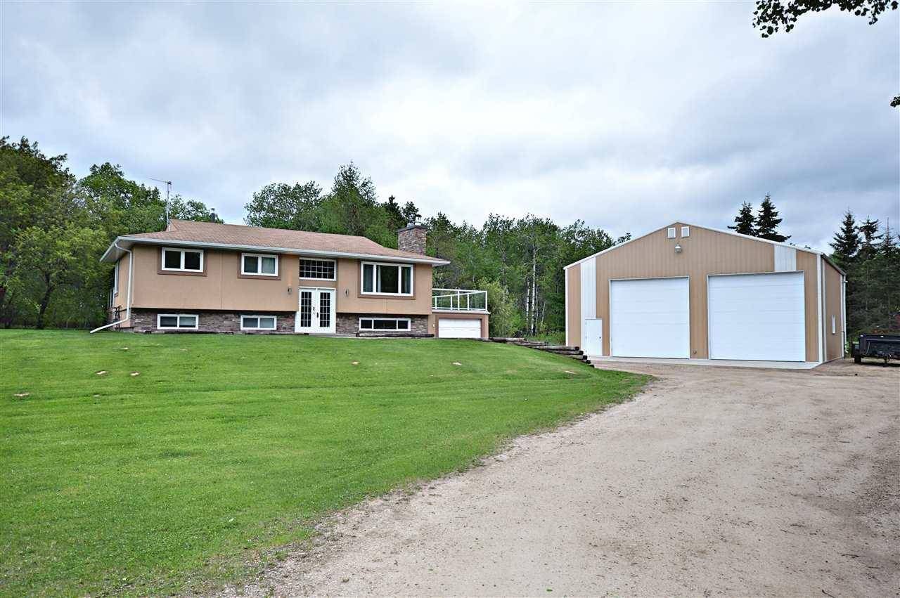 House for sale at 59519 Rge Rd Rural Bonnyville M.d. Alberta - MLS: E4157102