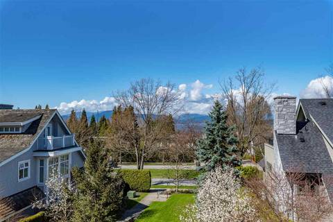 Townhouse for sale at 5952 Chancellor Me Vancouver British Columbia - MLS: R2360381