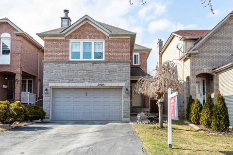 House for sale at 5959 Chorley Pl Mississauga Ontario - MLS: W4731568