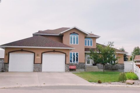 House for sale at 596 8 Ave W Cardston Alberta - MLS: A1026106