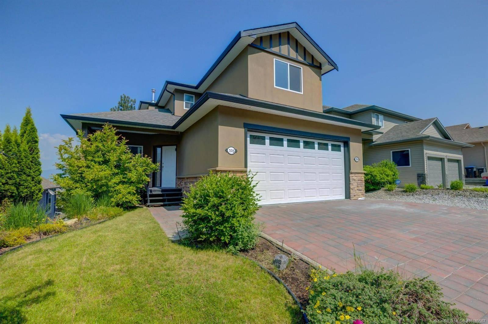 House for sale at 596 Arrowleaf Ln Kelowna British Columbia - MLS: 10189587