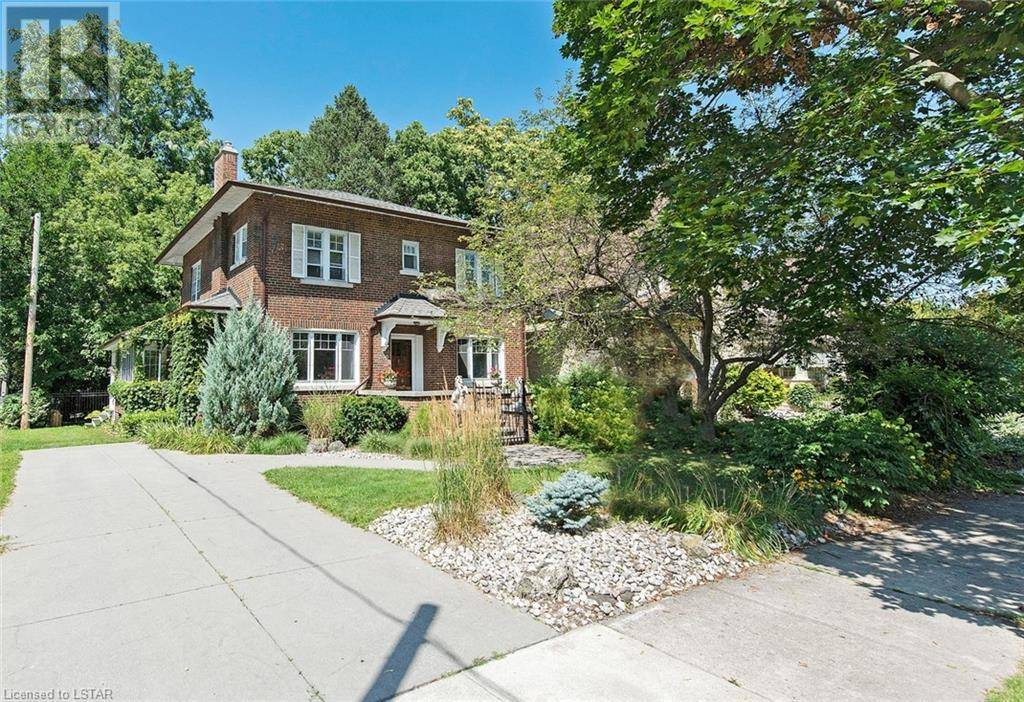 House for sale at 596 Dufferin Ave London Ontario - MLS: 216325