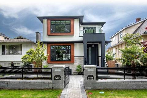 House for sale at 596 46th Ave E Vancouver British Columbia - MLS: R2370924