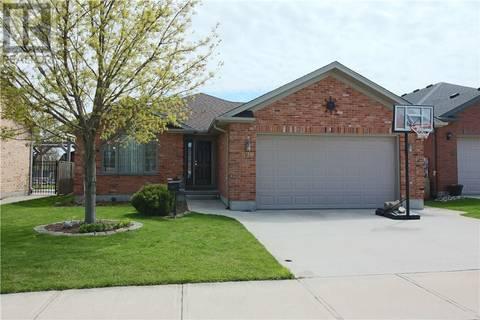 House for sale at 596 Harris Circ Strathroy-caradoc Ontario - MLS: 194038