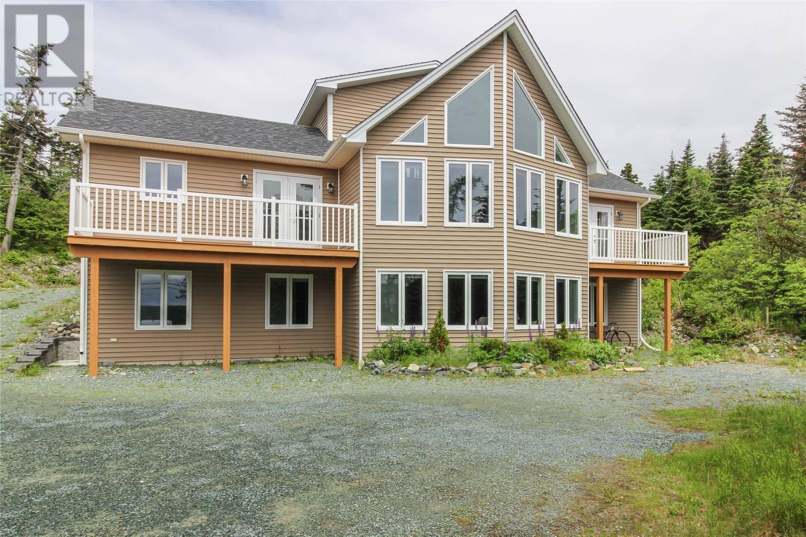 House for sale at 596 Indian Meal Line Torbay Newfoundland - MLS: 1199366