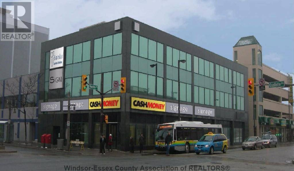 Commercial property for lease at 596 Ouellette Ave Windsor Ontario - MLS: 1606436