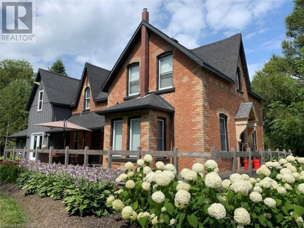 House for rent at 596224 4th Line The Blue Mountains Ontario - MLS: 228242