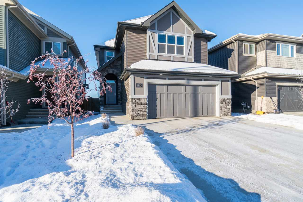 For Sale: 5963 Edmonds Crescent, Edmonton, AB | 3 Bed, 3 Bath House for $658,000. See 29 photos!