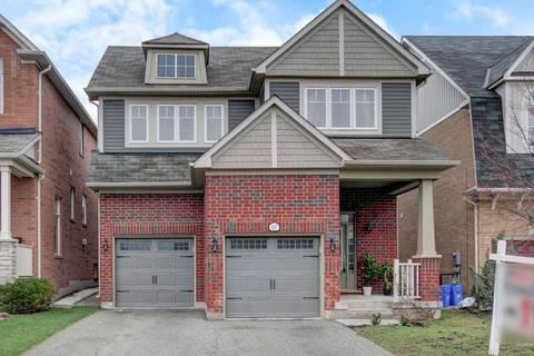 House for sale at 597 Bartleman Terr Milton Ontario - MLS: W4422334