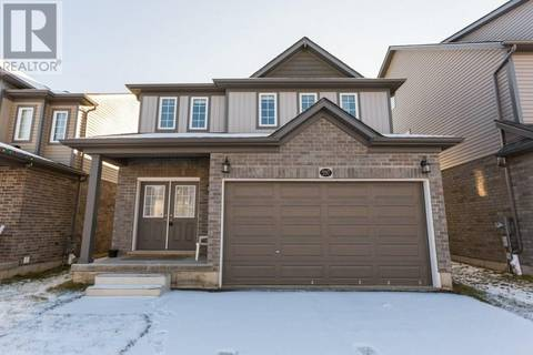 House for sale at 597 Blair Creek Dr Kitchener Ontario - MLS: 30705223