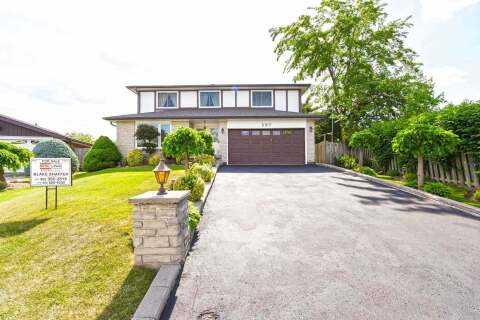 House for sale at 597 Cullen Ave Mississauga Ontario - MLS: W4815454