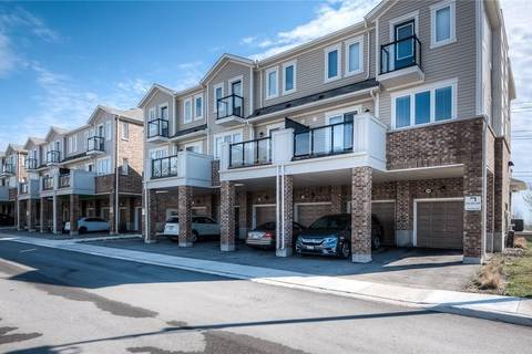 Townhouse for sale at 597 Goldenrod Ln Kitchener Ontario - MLS: 30728771