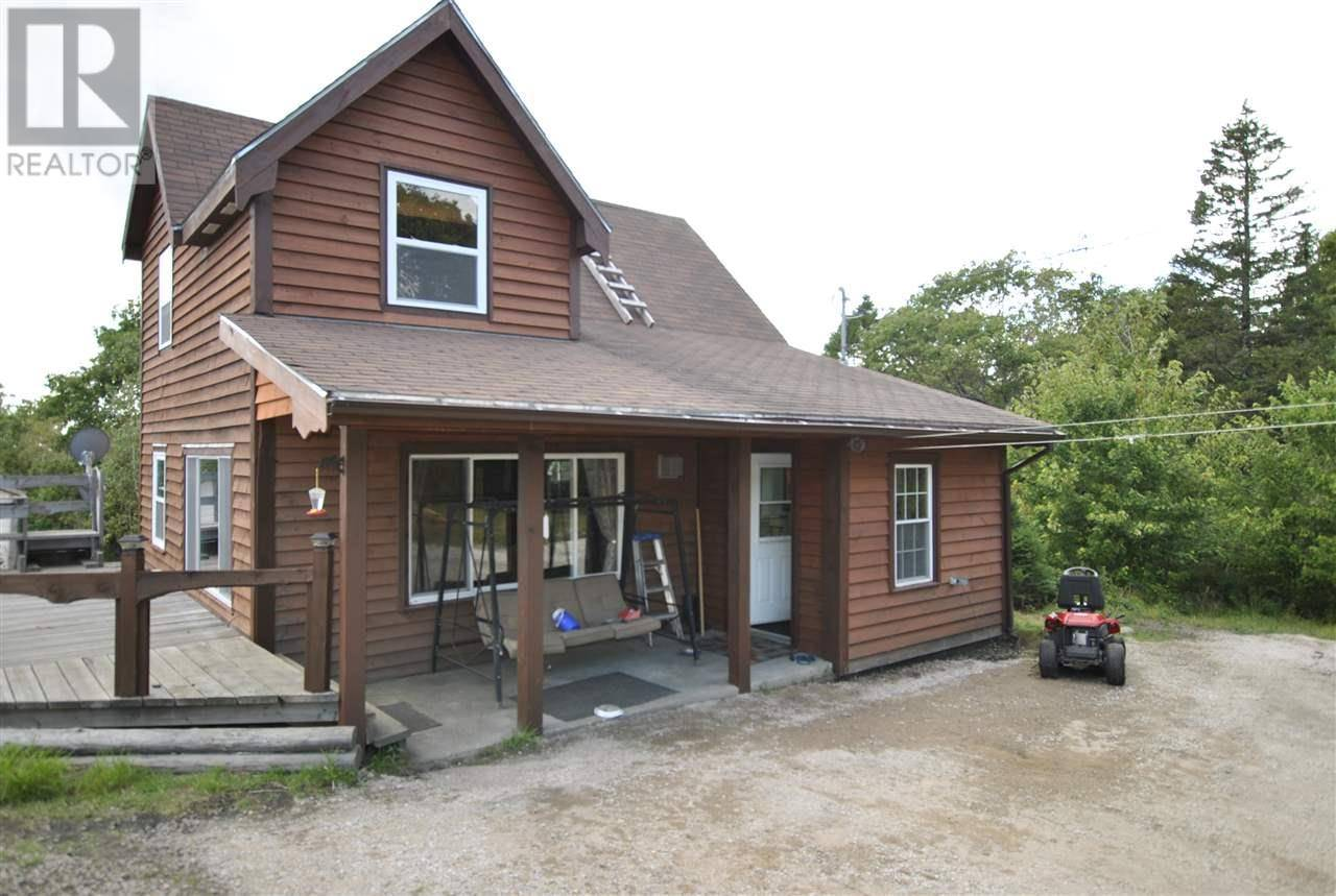House for sale at 597 Huey Lake Rd Pleasantville Nova Scotia - MLS: 201921329