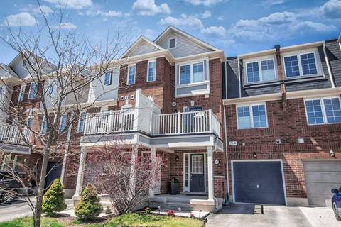 Townhouse for sale at 597 Speyer Circ Milton Ontario - MLS: W4458715