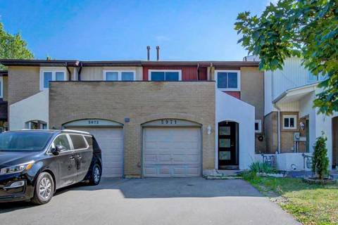 Townhouse for sale at 5971 Chidham Cres Mississauga Ontario - MLS: W4507888