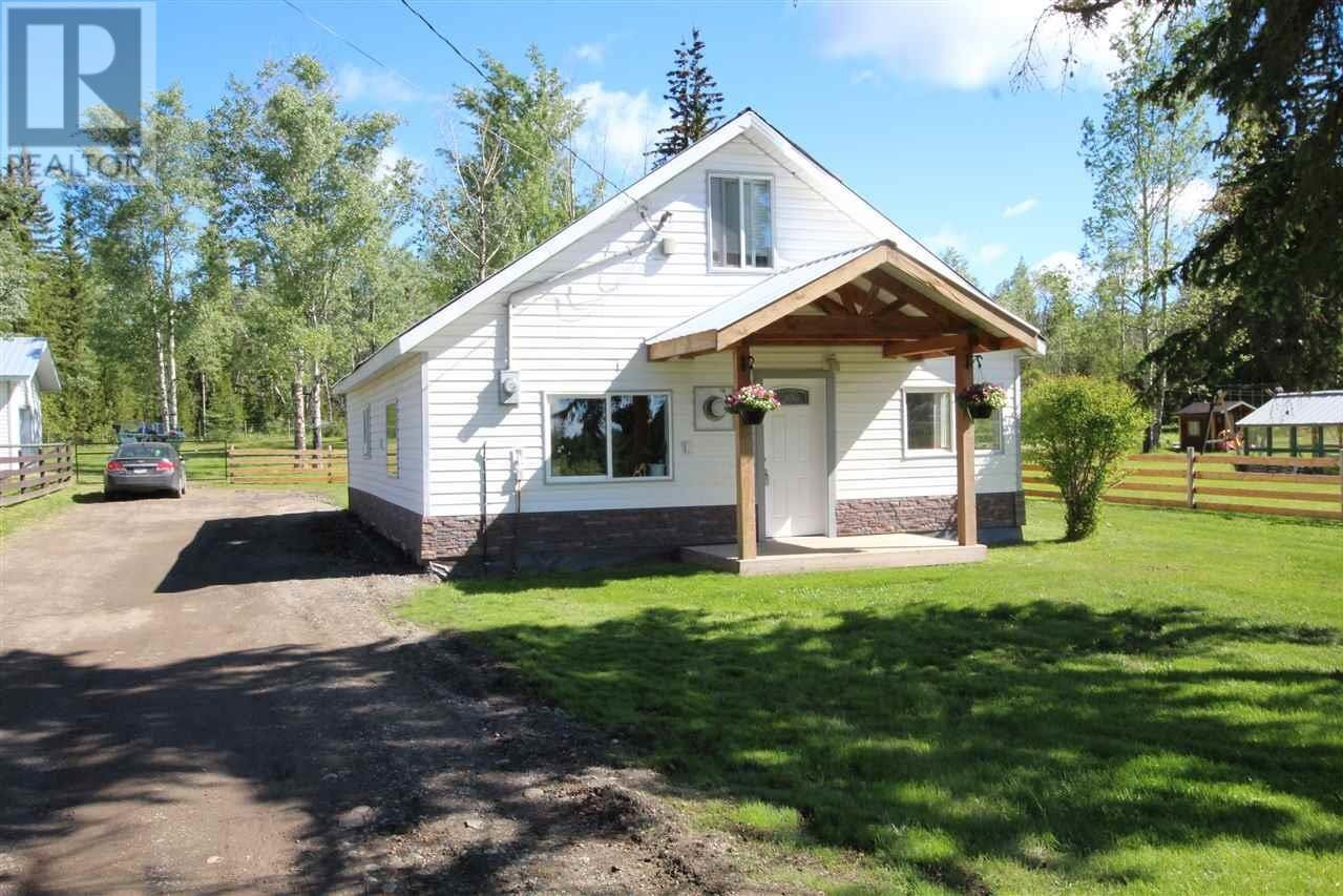 House for sale at 5971 Little Fort 24 Hy Lone Butte British Columbia - MLS: R2436596