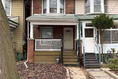 Townhouse for sale at 598 Crawford St Toronto Ontario - MLS: C4683279
