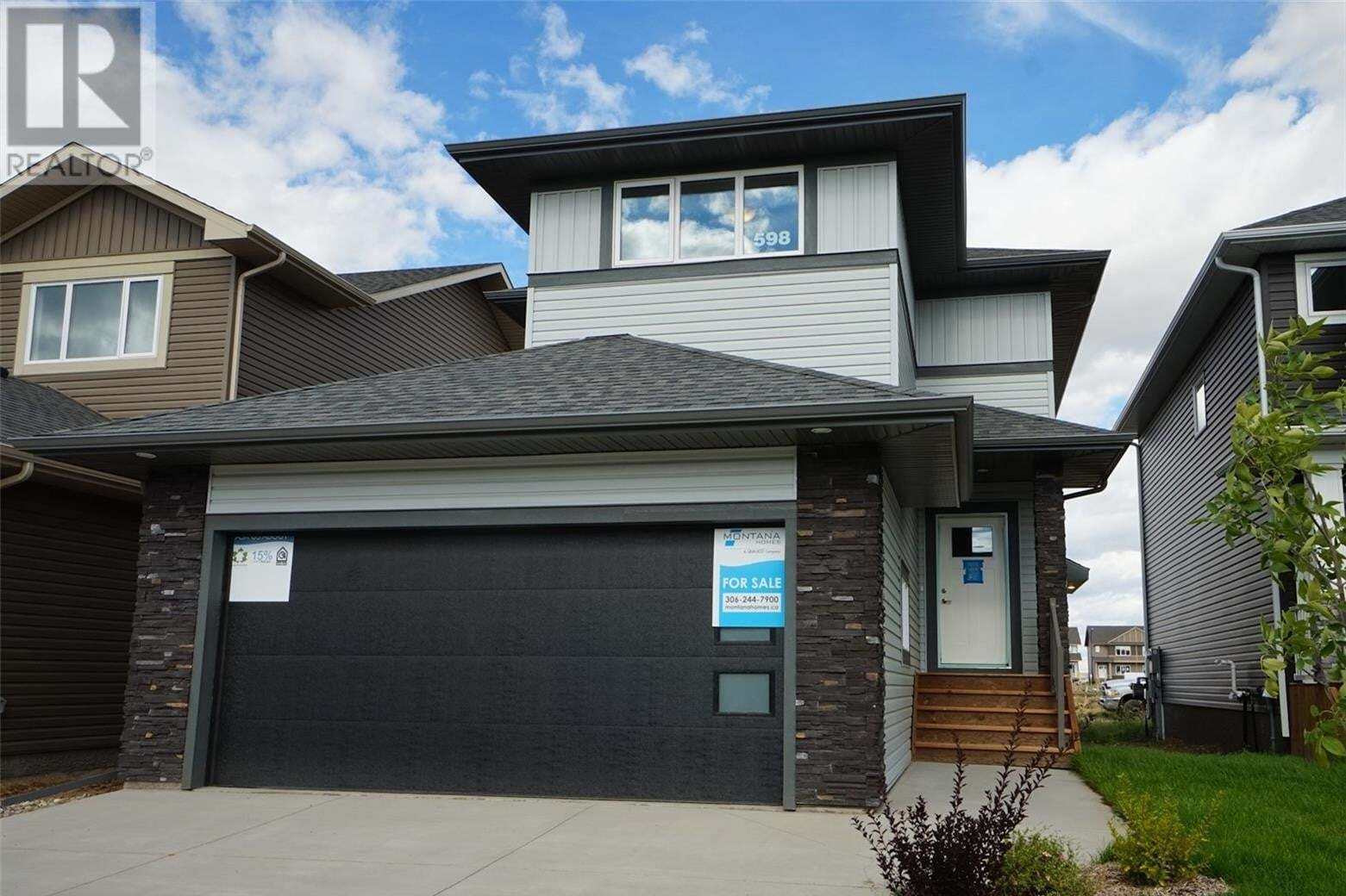 House for sale at 598 Mcfaull Cres Saskatoon Saskatchewan - MLS: SK826006