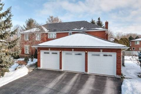 House for sale at 598 Stonebury Cres Waterloo Ontario - MLS: X4680357