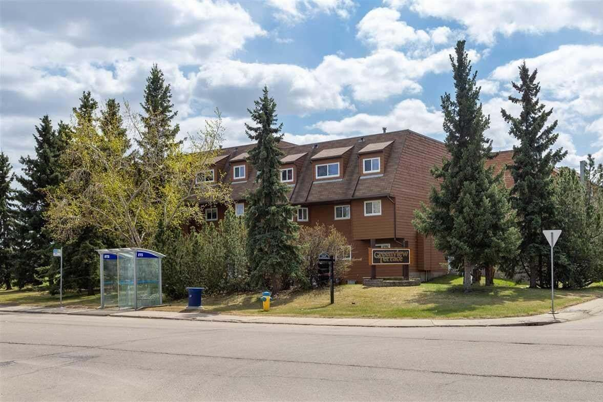 Townhouse for sale at 5981 40 Av NW Edmonton Alberta - MLS: E4202833