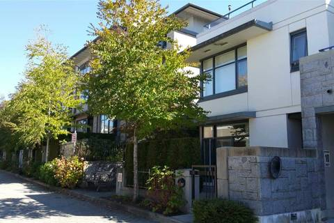 Townhouse for sale at 5982 Chancellor Me Vancouver British Columbia - MLS: R2400156