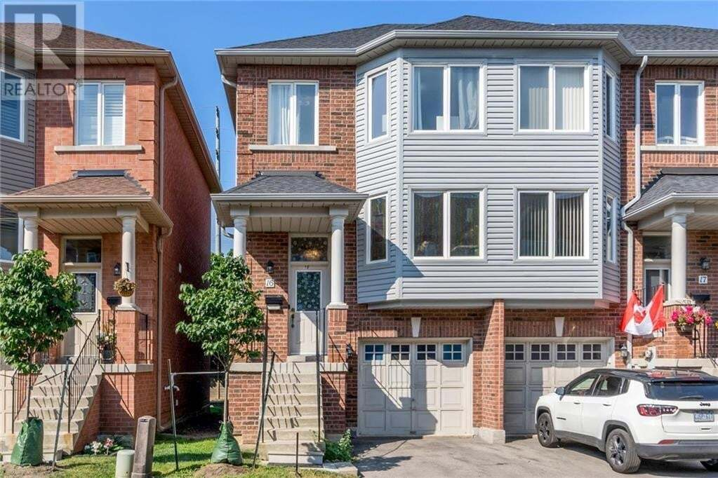 Townhouse for sale at 5985 Creditview Rd Mississauga Ontario - MLS: 30819070