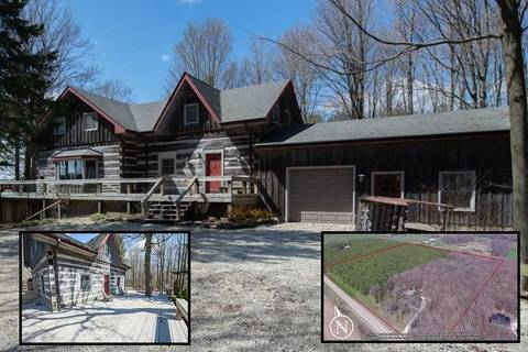 House for sale at 598685 2nd Line W  Mulmur Ontario - MLS: X4376908