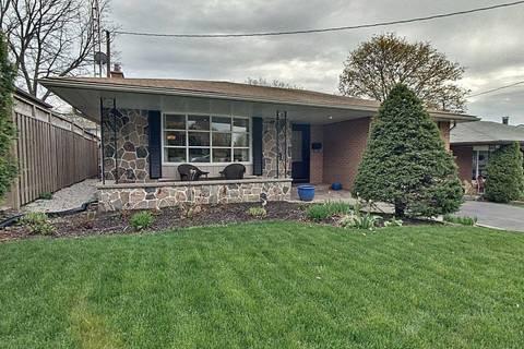 House for sale at 599 Annapolis Ave Oshawa Ontario - MLS: E4456275