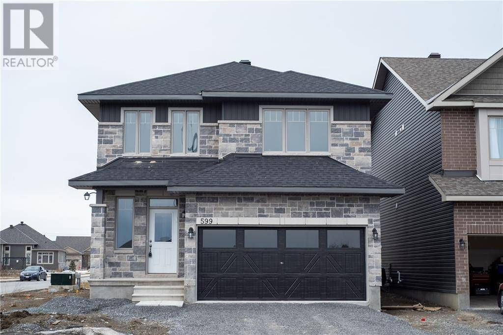 House for sale at 599 Cope Dr Ottawa Ontario - MLS: 1186936