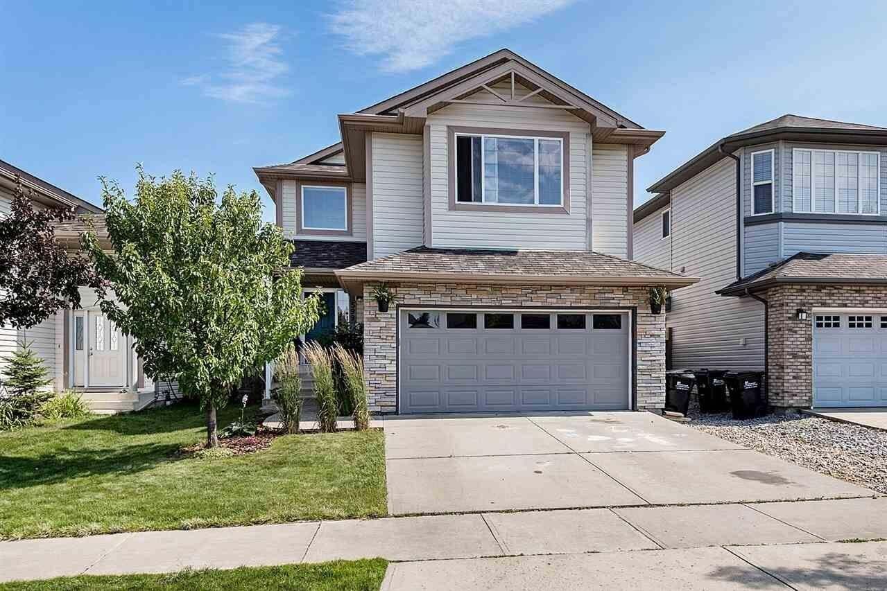 House for sale at 599 Crimson Dr Sherwood Park Alberta - MLS: E4209882