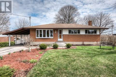 House for sale at 599 Greenbrook Dr Kitchener Ontario - MLS: 30728311