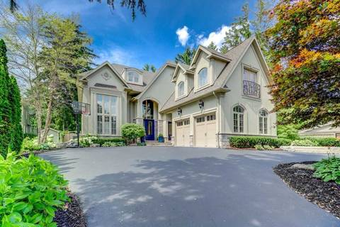 House for sale at 599 North Shore Blvd Burlington Ontario - MLS: W4629038