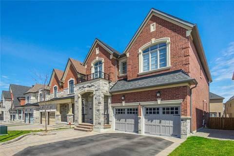 House for sale at 599 Pleasant Ridge Ave Vaughan Ontario - MLS: N4729413