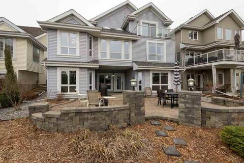 House for sale at 599 Stewart Cres Sw Edmonton Alberta - MLS: E4154578