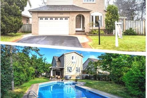 House for sale at 599 Vanier Dr Milton Ontario - MLS: W4738158