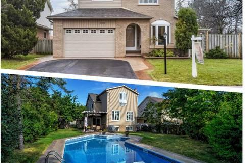 House for sale at 599 Vanier Dr Milton Ontario - MLS: W4749912