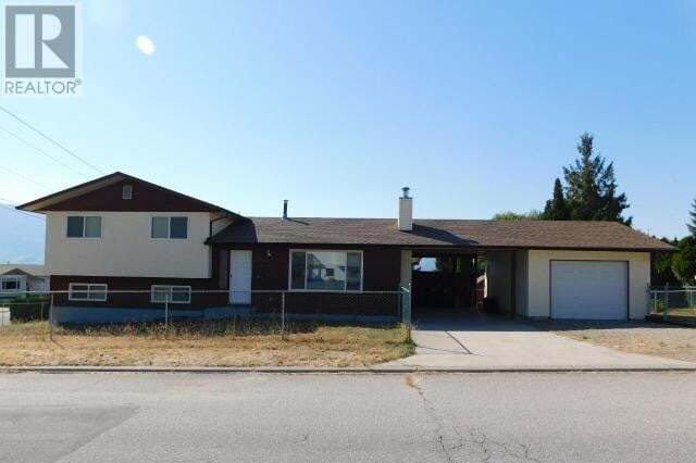 House for sale at 599 Wiltse Blvd Penticton British Columbia - MLS: 185785