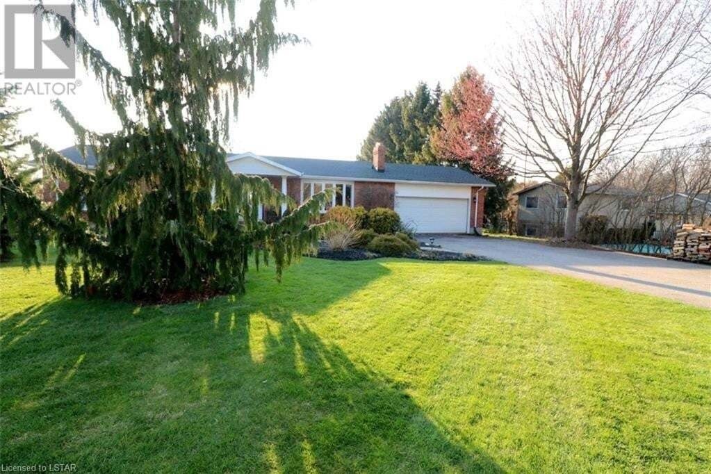 House for sale at 5993 Fairveiw Rd Elgin Ontario - MLS: 254277