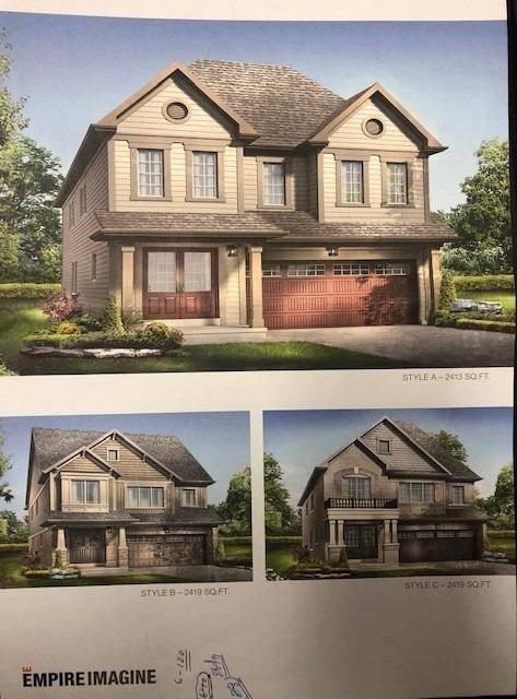 House for sale at 15 Imagine- Phase 5b Rd Niagara Falls Ontario - MLS: X4677900