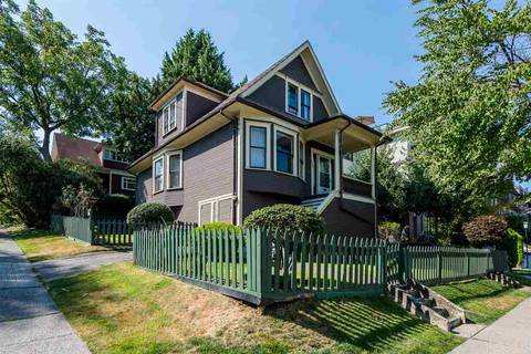 House for sale at 498 East 5th Ave East Unit 5th Vancouver British Columbia - MLS: R2355000