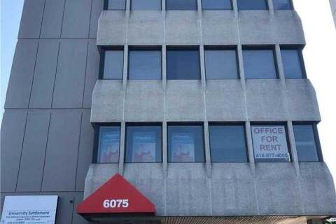 Commercial property for lease at 6075 Yonge St Apartment 5th Toronto Ontario - MLS: C4855943