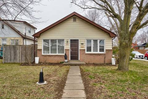House for sale at 716 West 5th St Hamilton Ontario - MLS: X4736085