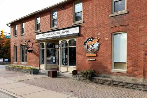 Commercial property for sale at 6 Main St Milton Ontario - MLS: W4942396