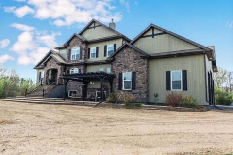House for sale at 6 713 Township Rural Grande Prairie No. 1, County Of Alberta - MLS: A1002310