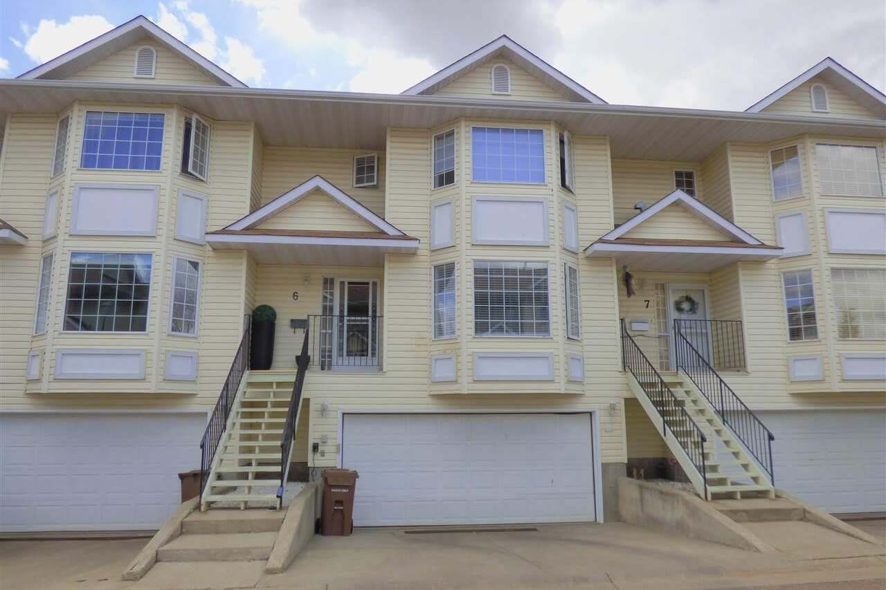 Townhouse for sale at 10 Devon Cl Unit 6 St. Albert Alberta - MLS: E4195665