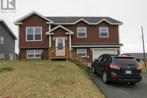 House for sale at 6 Samuel Dr Conception Bay South Newfoundland - MLS: 1196611
