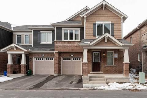 Townhouse for sale at 1000 Asleton Blvd Unit 6 Milton Ontario - MLS: W4690956
